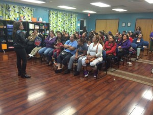 Rescatando teaching Family Pride